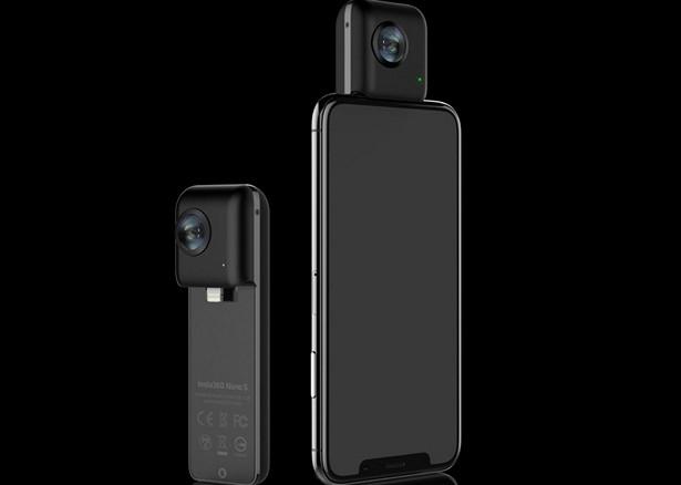 Insta360 Nano S iphone 360 3