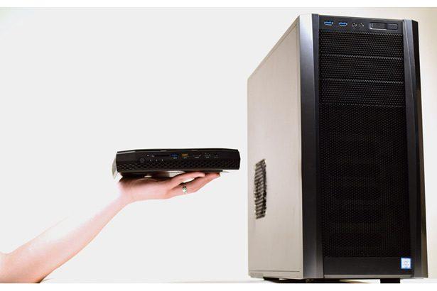 Intel NUC8i7HVK