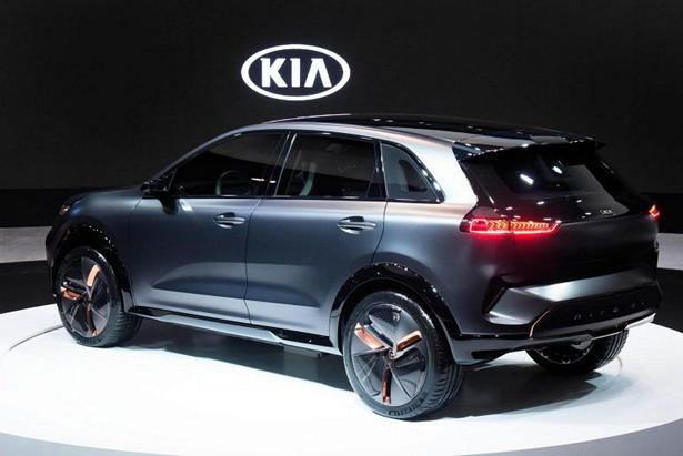 Kia Niro EV 1