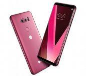 LG V30 Raspberry Rose 1
