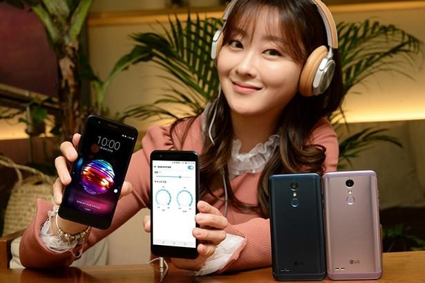 LG X4 plus 1