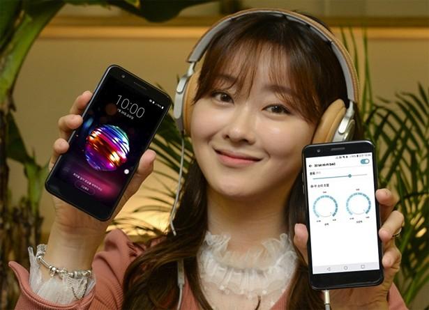 LGпредставила защищенный смартфон саудиочипомLG X4+