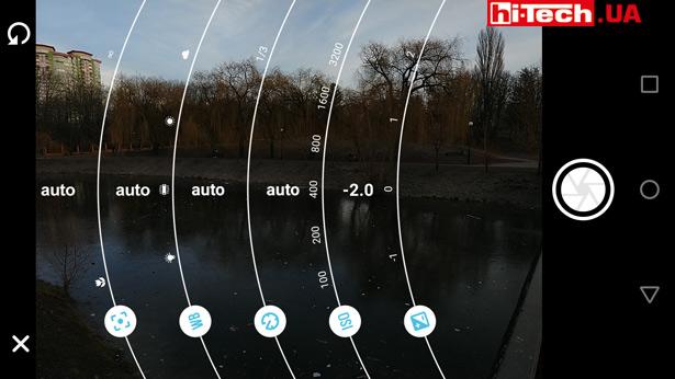 """""""Ручной"""" режим съемки Moto X4"""