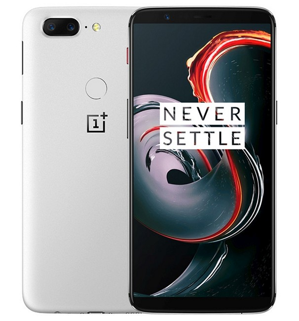 OnePlus 5T Sandstone White Limited Edition 2