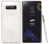 Samsung Galaxy Note8 PyeongChang 2018 Olympic Games Limited Edition 0