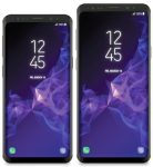 Samsung Galaxy S9 S9+ official renders