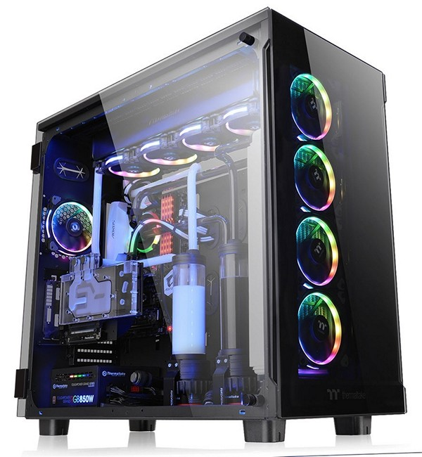 Thermaltake View 91 Tempered Glass RGB Edition 1
