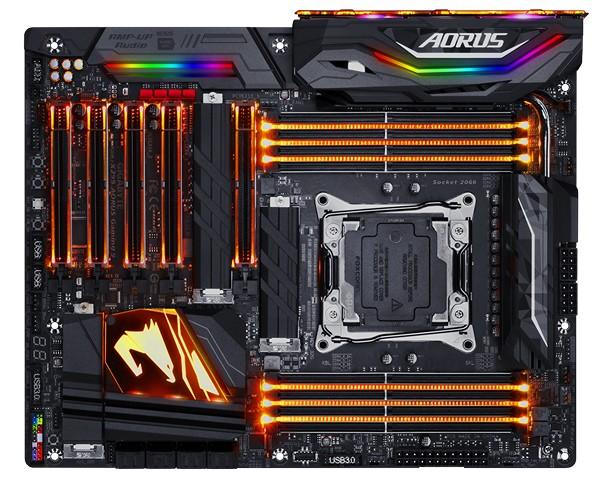 gigabyte X299 AORUS Gaming 3 Pro