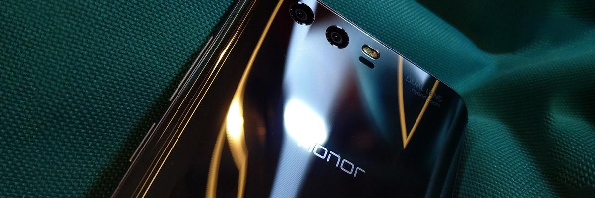 Тест смартфона Honor 9: