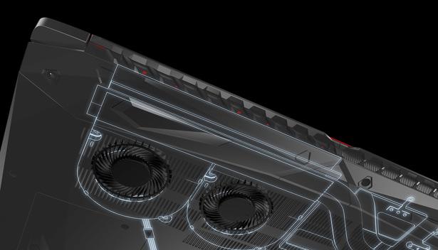 Система охлаждения Acer Nitro 5