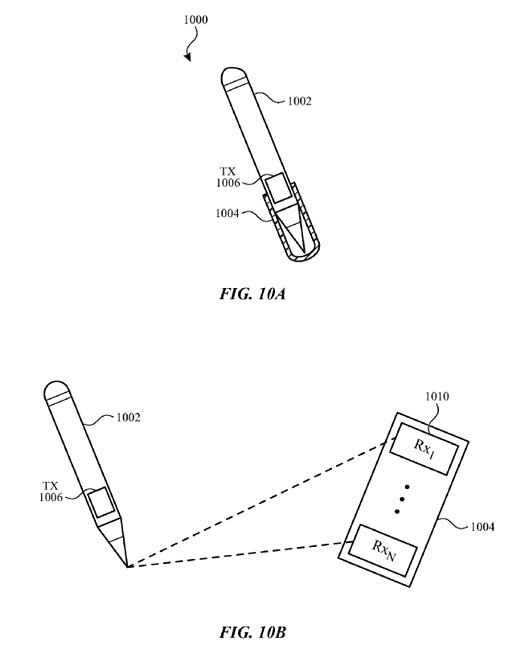 Apple Air Pen patent 1