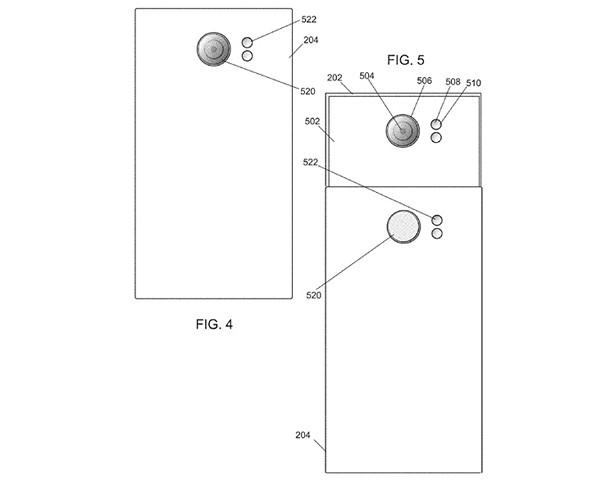 BlackBerry UNI smartphone lens 2