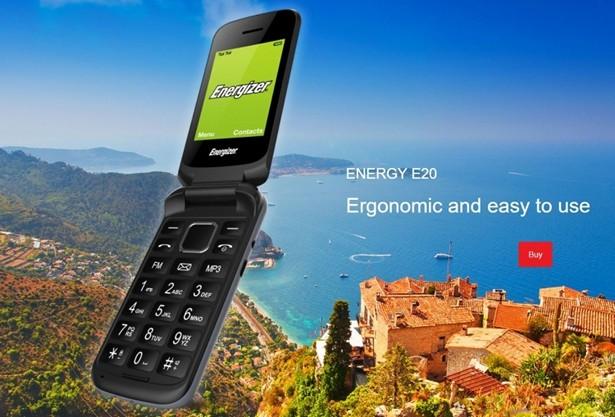 Energizer ENERGY E20 2