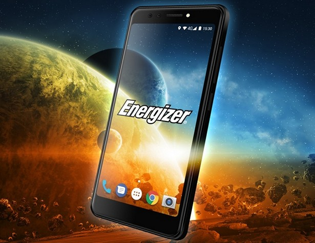 Новый смартфон Energizer получит аккумулятор емкостью 16 000 мА·ч