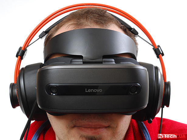 Гарнитура Lenovo Explorer (Windows Mixed Reality)