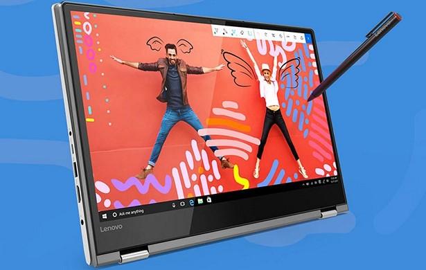 MWC 2018: Lenovo представила новые ноутбуки-трансформеры Yoga 730 и530
