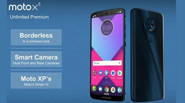 Motorola x5 mwc 2018