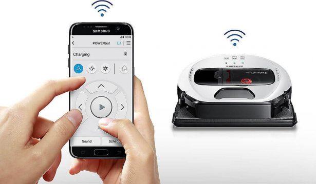 Samsung VR7030 mob app