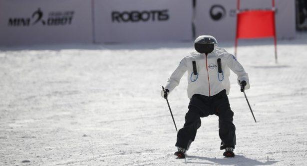 Ski Robot Challenge1
