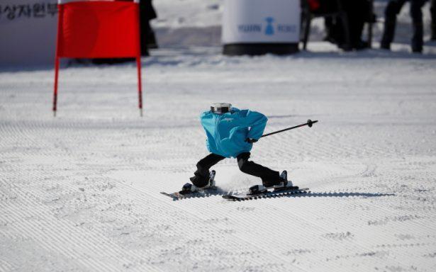Ski Robot Challenge2