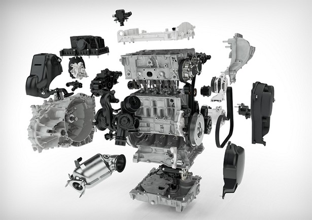 Volvo 3 engine 2
