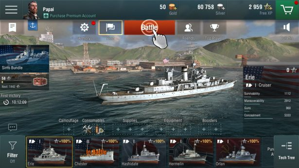 World of Warships Blitz 11