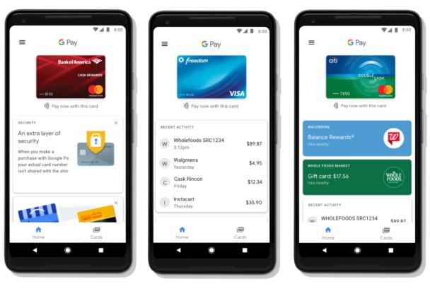 google pay official