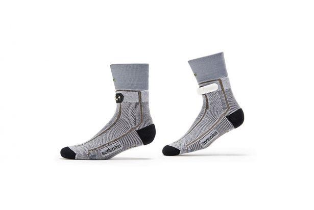 """""""Умные"""" носки Sensoria разработаны для бегунов"""
