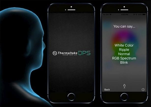 thermaltake AI Voice Control