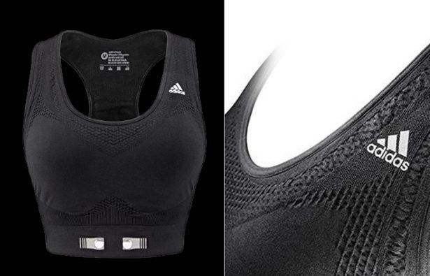 """Варианты """"умной"""" одежды Adidas для мужчин и женщин, которые интегрировались с фирменным пульсометром"""