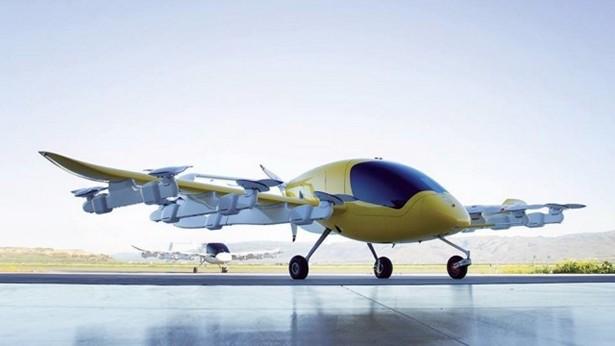 Компания Ларри Пейджа, Kitty Hawk, провела тесты беспилотного такси Cora