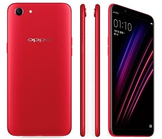 Анонсирован селфи-смартфон Oppo F7 с25-мегапиксельной фронтальной камерой