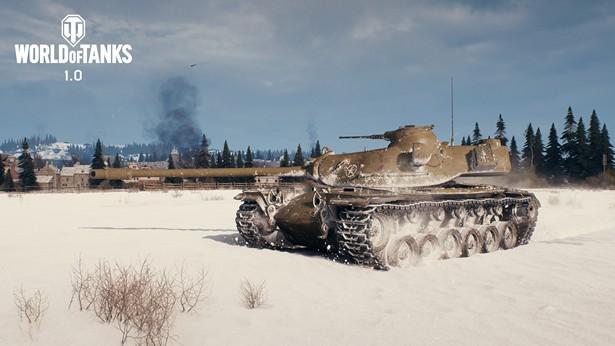 Танковый экшн World ofTanks получил крупнейшее обновление вистории игры