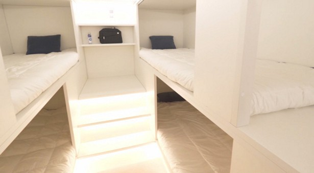 Airbus иZodiac Aerospace разработали спальные места для самолетов