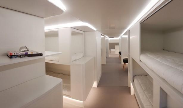 Всамолетах Airbus вскором времени появятся спальные места