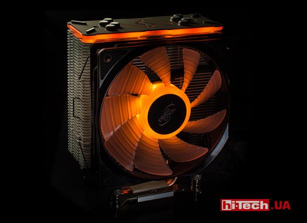 Процессорный кулер Deepcool GAMMAXX GT