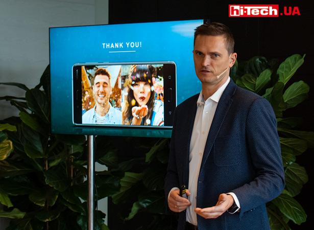 Презентация смартфонов Nokia в Украине 2018