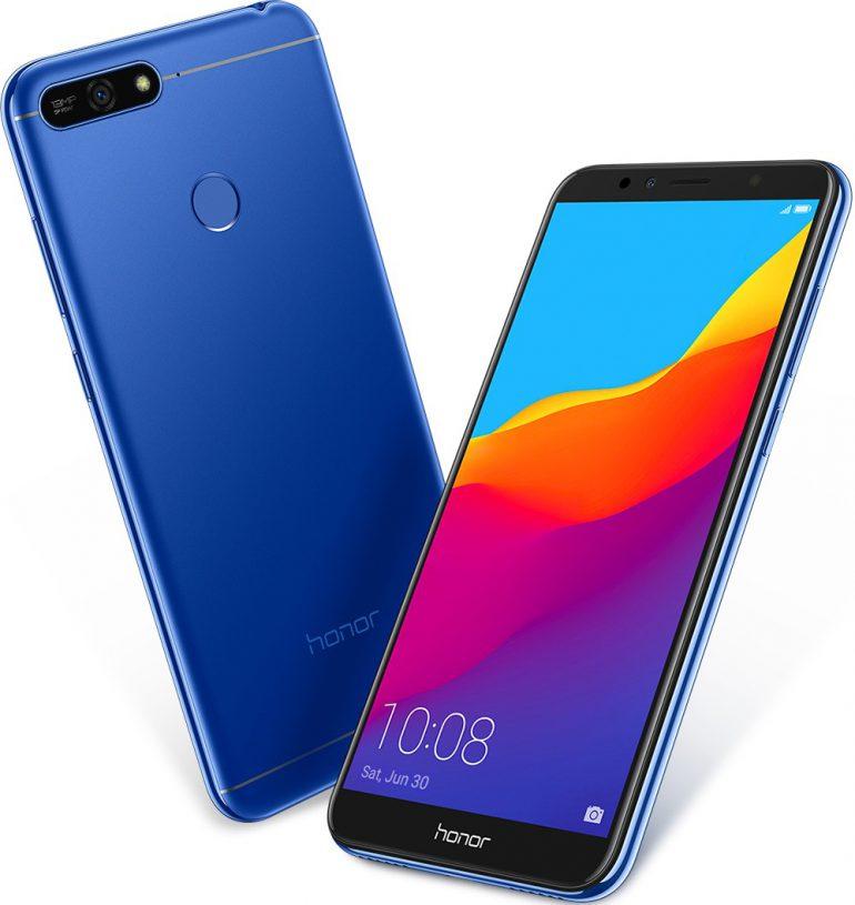Бюджетный смартфон Huawei Honor 7A Pro выходит в РФ