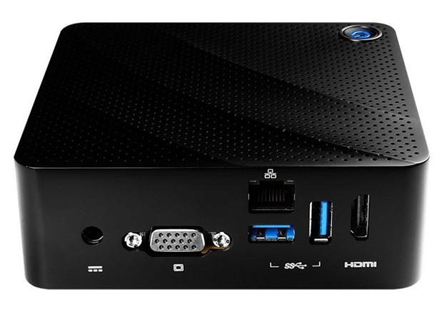 Сетевой накопитель TBS-453A-8G-960GB Сетевой RAID-накопитель 960 Гбайт  HDMI-порт. Четырехъядерный Intel Celeron N3150 1,6 ГГц 8 Гбайт.