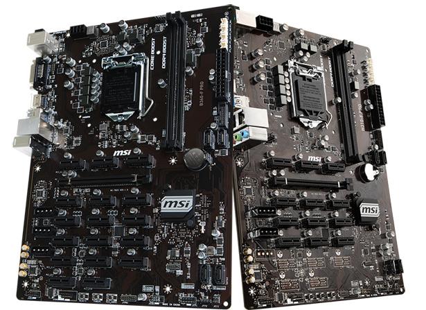 MSI B360-F PRO и H310-F PRO