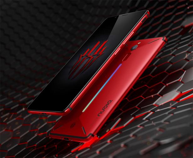 Игровой смартфон Nubia Red Magic
