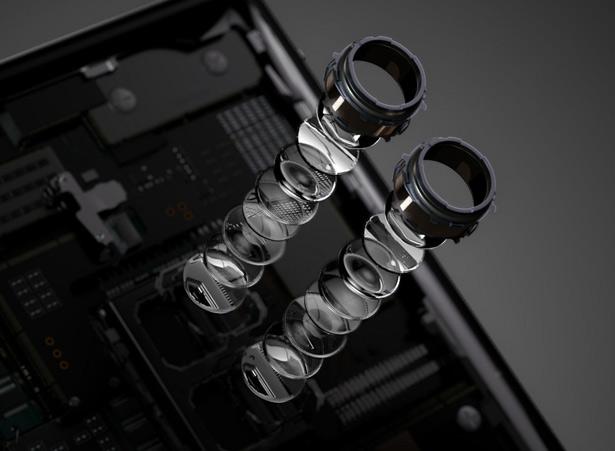 Двойная камера Sony Xperia XZ2 Premium