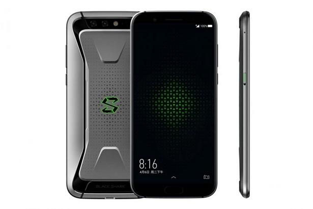 Игровой смартфон Xiaomi Black Shark оценен в475 долларов