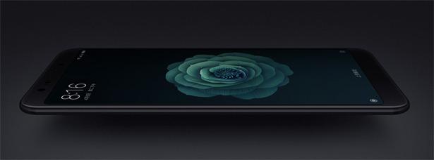 Черный Xiaomi Mi 6X (Mi A2)