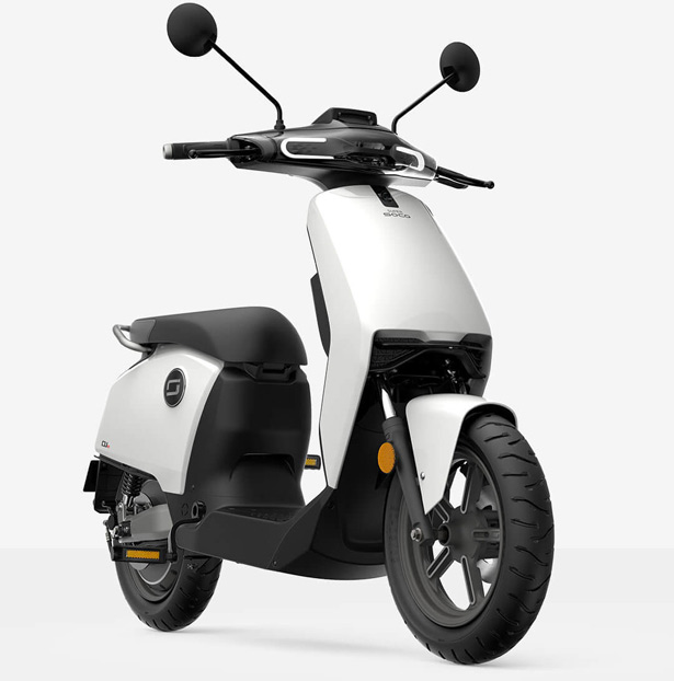 Xiaomi Super Soco CU Electric Smart
