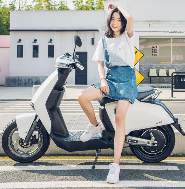 Xiaomi Super Soco CU Electric Smart