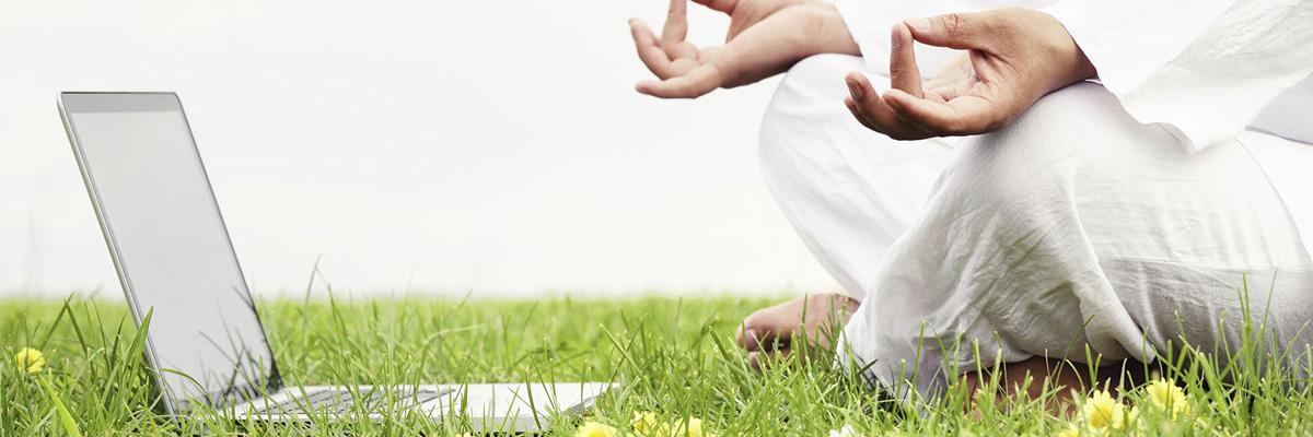 Обзор мобильных приложений для медитации