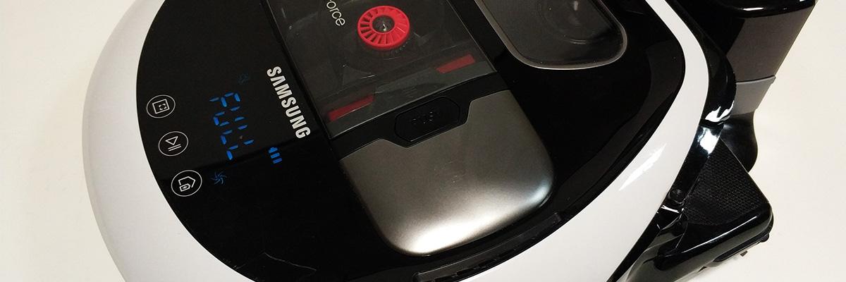 Обзор робо-пылесоса Samsung VR7030