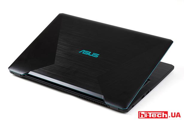 Asus представил концептуальный ноутбук стачскрином вместо тачпада