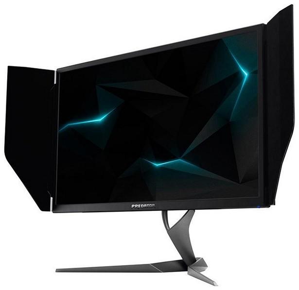 Acer анонсировала флагманский игровой монитор Predator X27